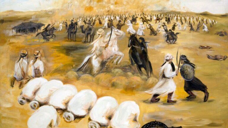 Hz. Muhammed Döneminde Yapılan Savaşlar